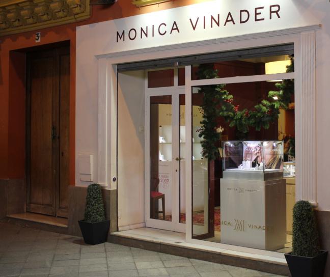 Monica Vinader Boutique Seville
