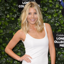 Mollie King wearing Diva ring and cuff bracelet