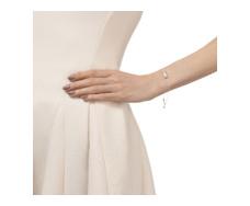 Baja Mini Bracelet - Diamond - Monica Vinader