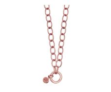 Rose Gold Vermeil Lungo Chain Necklace 18 Inch/46cm - Monica Vinader
