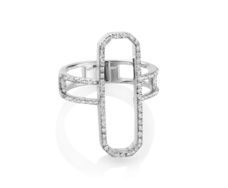 Diva Cocktail Ring - Diamonds
