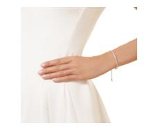 Fiji Full Pave Bracelet - Diamond - Monica Vinader