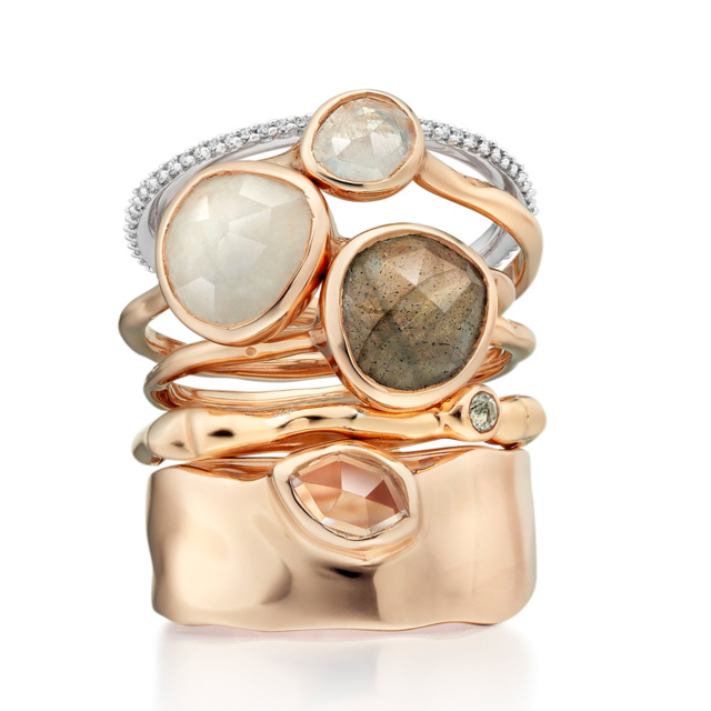 Siren Stacking Rings