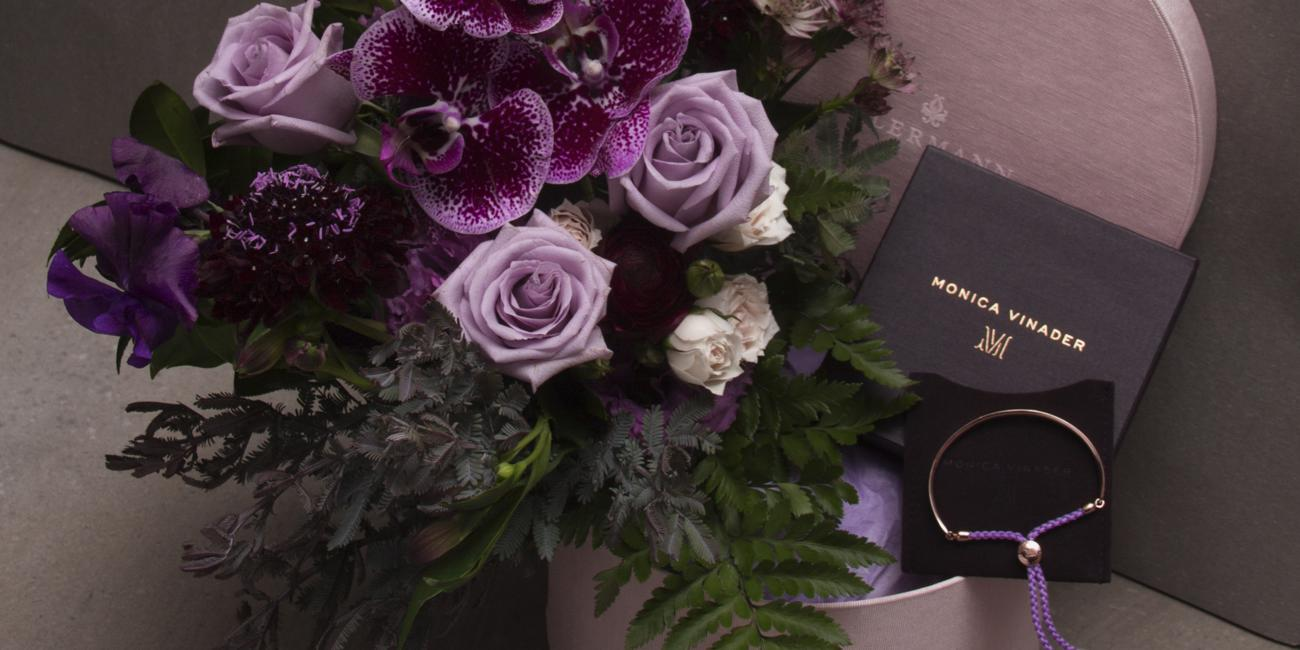 Mother's Day Ellermann bouquet and Fiji bracelet